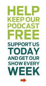 Donate to support our free podcast