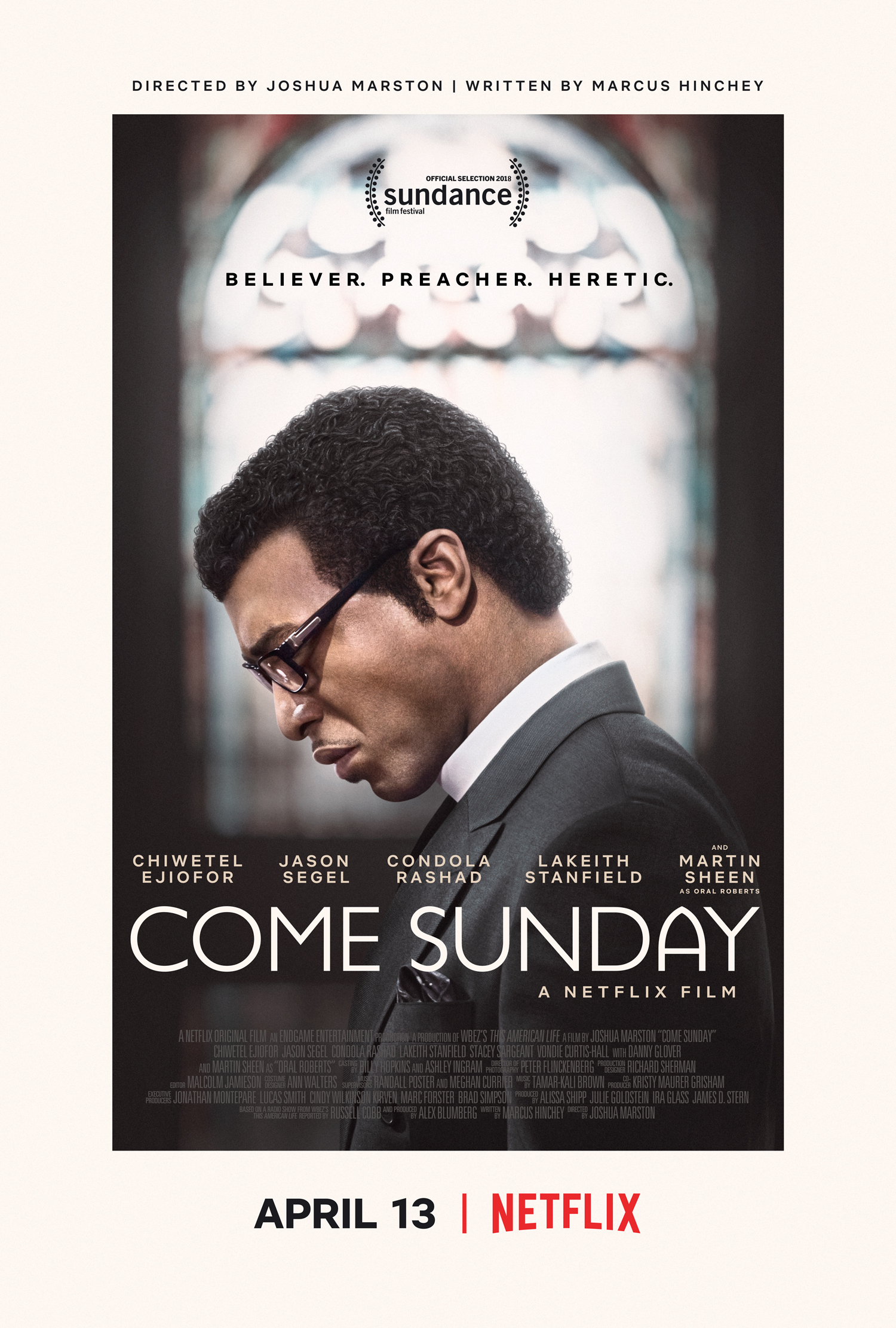 """Come On In Entry Way Decor Inspiration: Our New Movie, """"Come Sunday"""""""